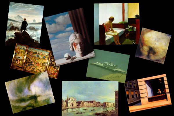 Mis pinturas favoritas