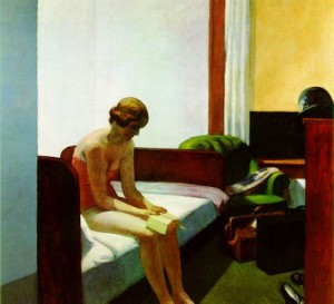 Habitacion+de+Hotel+-+Edward+Hopper,+1931